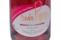 Méthode traditionnelle rosé : Cuvée Rose
