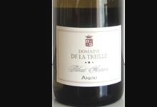 Domaine de la Treille. Anjou blanc