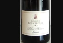 Domaine de la Treille. Anjou rouge