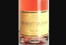 Domaine de la Treille. Crémant de Loire rosé