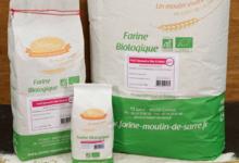 Moulin de Sarré. Farine de Petit Épeautre BIO crème 80
