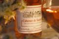 Vignoble de la tour. Cabernet de Saumur