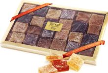 Benoit Chocolats. Pâtes de fruits