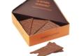 Benoit Chocolats. Coffret Caramandes®  chocolat au lait