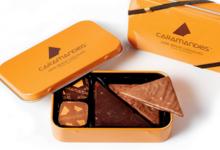Benoit Chocolats. Boite « Quelle bonne Surprise »