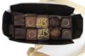 Benoit Chocolats. Ballotins de chocolats noirs et lait
