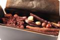 Benoit Chocolats. Coffret de chocolats croustillants