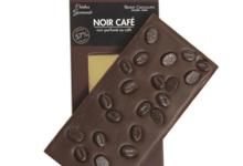 Tablette chocolat noir 57 % café