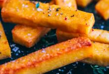 Beignets de polenta