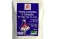 Celnat. Farine complète 5 céréales