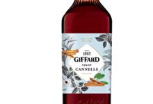 Giffard. Sirop Cannelle