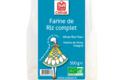 Celnat. farine de riz complet