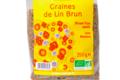 Celnat. Graines de lin brun