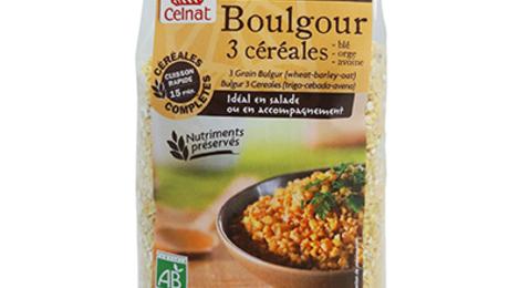 Celnat. Bougour 3 céréales