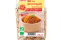 Celnat. Boulgour de blé dur à la provençale