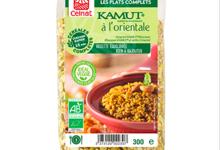 Celnat. Boulgour de blé KAMUT® à l'orientale