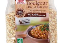 Celnat. Boulgour de riz à la châtaigne