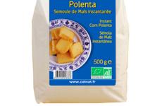Celnat. Polenta / Semoule de maïs instantanée