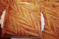 Boulangerie Delaunay. galette feuilletée frangipane à la vanille bourbon