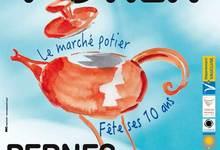 Marché Potier de Pernes les Fontaines