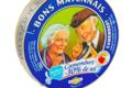 Camembert Bons Mayennais - 30 % de sel