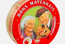 Camembert Bons Mayennais