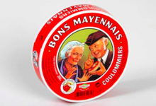 Coulommiers Bons Mayennais