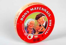Petit Brie Bons Mayennais