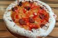 Boulangerie Les douceurs de l'hippodrome. tarte figues et poires