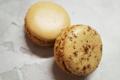 Les douceurs de l'hippodrome. Macaron café