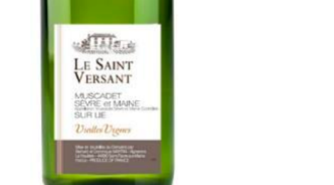Domaine Martin. « Le Saint Versant »