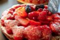 Boulangerie Lumineau. Tarte aux fruits