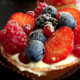 Boulangerie Lumineau. Tartelette aux fruits