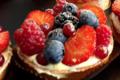 Boulangerie Lumineau. Tartelette aux fruits