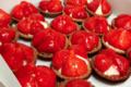 Boulangerie Lumineau. Tartelette aux fraises