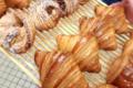 Boulangerie Lumineau. Croissants