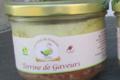 Foie gras du domaine. Terrine de gaveurs