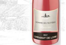 Domaine des Trottières. Crémant de Loire - rosé BRUT