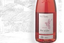 Domaine des Trottières. Rosé de loire Champ d'Oiseaux
