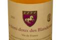 ferme de la Sansonnière, Le demi-doux des Blanderies