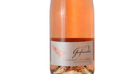 Domaine De La Gerfaudrie. Crémant de Loire rosé