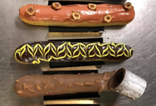 Patisserie chocolaterie TB. Eclairs