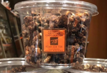 Patisserie chocolaterie TB. Pop corn