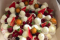 Patisserie chocolaterie TB. Pavlova fruits rouges