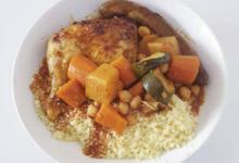Assya traiteur. Couscous Algérois