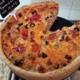 Boucherie de L'Estuaire. Tarte thon légumes du soleil
