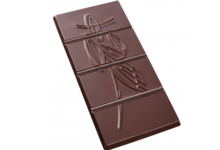 Maison Castelanne. Tablette Chocolat Noir NOSSI BE 75 %