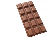 Maison Castelanne. Tablette Chocolat Au Lait, Fourrée Caramel Et Fleur De Sel