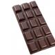 Tablette Chocolat Noir, Fourrée Caramel Et Fleur De Sel