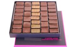 Coffret Dégustation Crus De Cacao 36 Chocolats